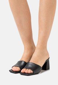 ALDO - VELALITH - Heeled mules - black - 0
