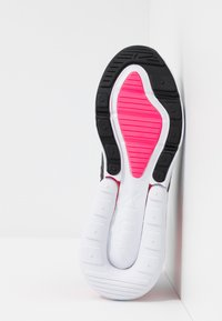 Nike Sportswear - AIR MAX 270 - Sneakers - white/pink - 5