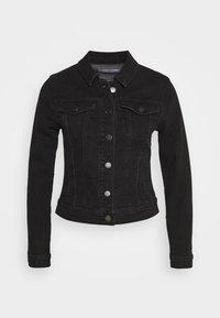 JDY - JDYNEWWINNER JACKET BOX - Denim jacket - black denim - 4