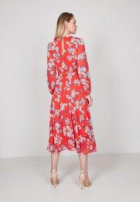 True Violet - Day dress - red - 1
