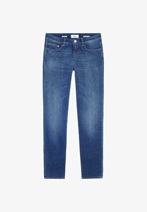 CLOSED NEW A BETTER BAKER LONG - Slim fit jeans - blue