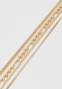 Weekday - UNITY NECKLACE 3 PACK - Necklace - gold-coloured