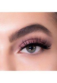 Melody Lashes - GLAM TOO SEXY - False eyelashes - black - 2