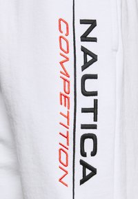 NAUTICA COMPETITION - DODGER - Tracksuit bottoms - white - 2