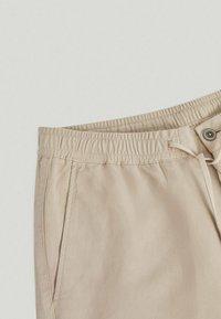 Massimo Dutti - Shorts - beige - 4