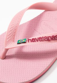 Havaianas - BRASIL LAYERS - Pool shoes - lilac lavender - 5
