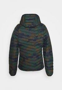 Columbia - POWDER LITEINSULATED ANORAK - Outdoor jacket - dark nocturnal - 1
