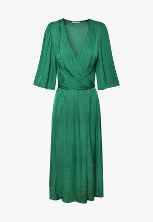 SATINIERTES - Denní šaty - green
