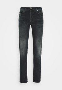 Replay - GROVER - Straight leg jeans - dark blue - 3