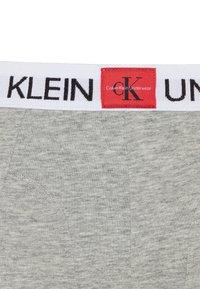 Calvin Klein Underwear - TRUNKS 2 PACK - Pants - white - 3