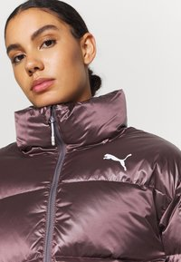 Puma - SHINE JACKET - Down jacket - foxglove - 4
