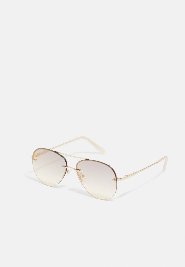PANAREA - Sunglasses - gold-coloured