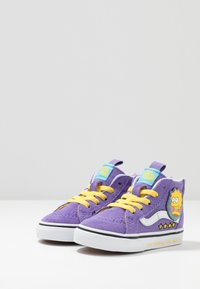 Vans - THE SIMPSONS SK8 ZIP - Sneakers alte - purple - 2