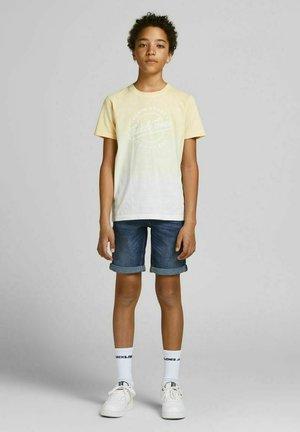 Print T-shirt - flan