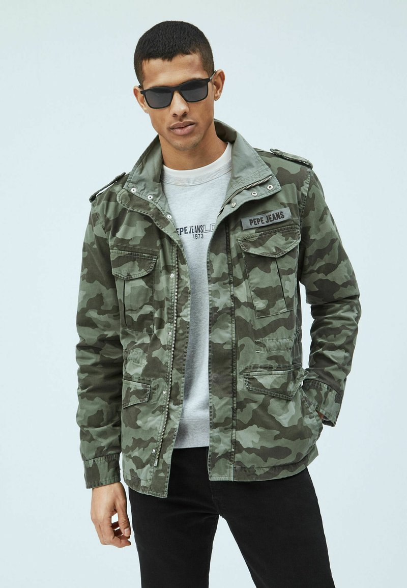 Pepe Jeans - Summer jacket - waldgrün