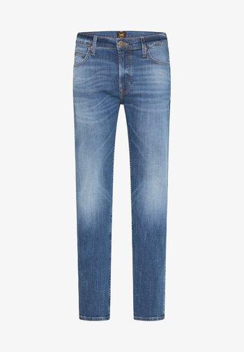 RIDER - Slim fit jeans - mid visual cody