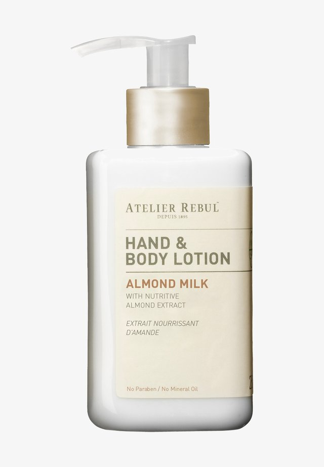 ALMOND MILK HAND & BODY LOTION 250ML - Hydratatie - -