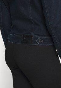 Tommy Jeans - VIVIANNE - Denim jacket - denim dark - 5