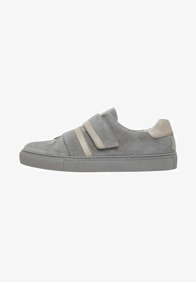 BIAAJAY - Baskets basses - lightgrey