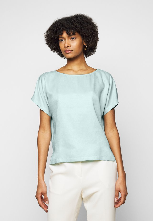 SOMIA - T-Shirt basic - grün