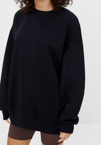 Bershka - Sweatshirt - black - 3