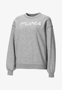 Puma - Felpa - light gray heather - 3