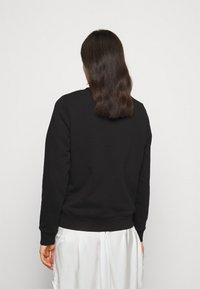 KARL LAGERFELD - IKONIK MINI CHOUPETTE - Sweatshirt - black - 2