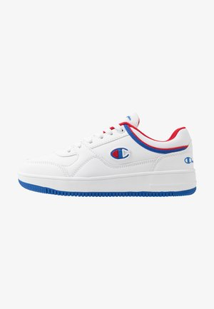 LOW CUT SHOE NEW REBOUND LOW  - Basketbalschoenen - white/red