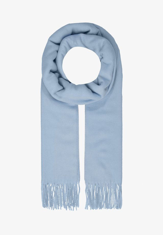BLEND SCARF - Scarf - ice blue