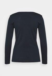 Armani Exchange - Long sleeved top - navy - 1