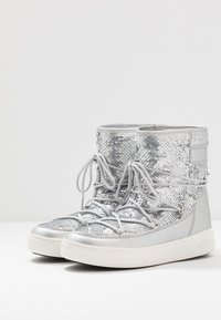 Moon Boot - PULSE MID DISCO  - Winter boots - silver - 4