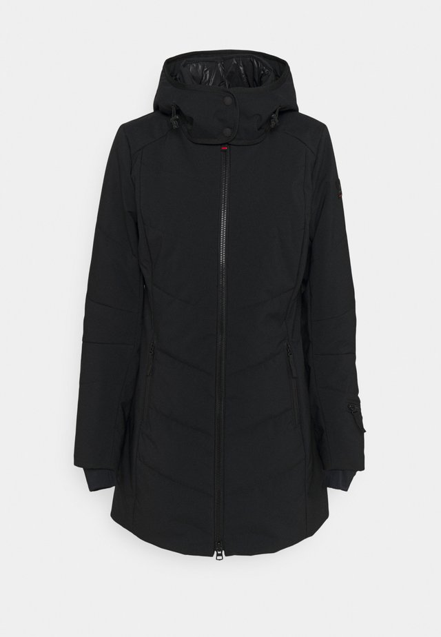 IRMA - Winter coat - black