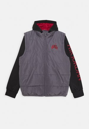 JUMPMAN CLASSIC - Winter jacket - gunsmoke