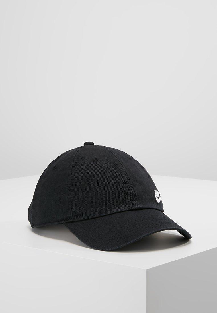 Nike Sportswear - W NSW H86 CAP FUTURA CLASSIC - Cap - black/white