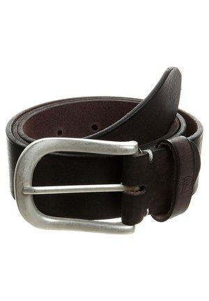 Belt - warm coco