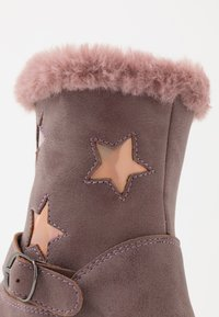 Friboo - Classic ankle boots - mauve - 2