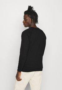Denim Project - BASIC CREW - Sweatshirt - black - 2