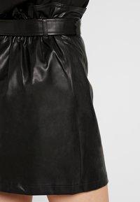 River Island - A-line skirt - black - 3
