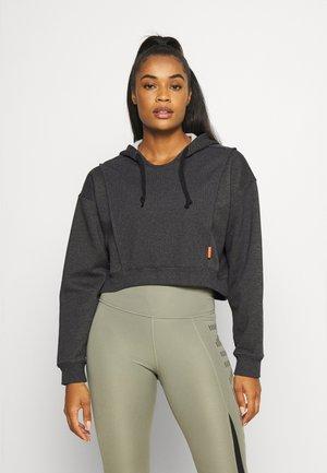 Sweatshirt - black heather