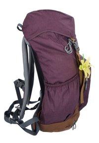 Deuter - ZUGSPITZE 22 SL - Backpack - aubergine/lion - 3