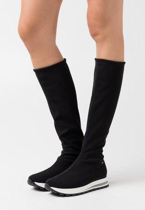 DENISE - Boots - schwarz