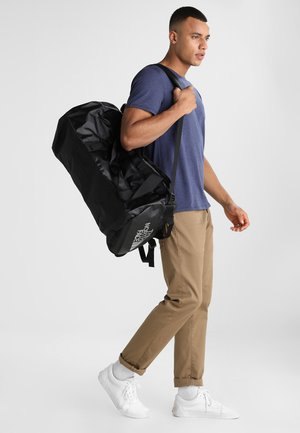 BASE CAMP DUFFEL M - Sports bag - black