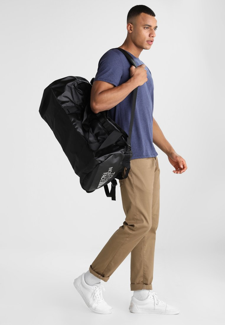 The North Face - BASE CAMP DUFFEL M - Sports bag - black