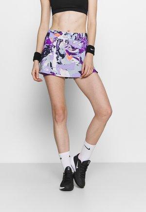 VICTORY SKIRT - Sports skirt - wild berry/bright mango