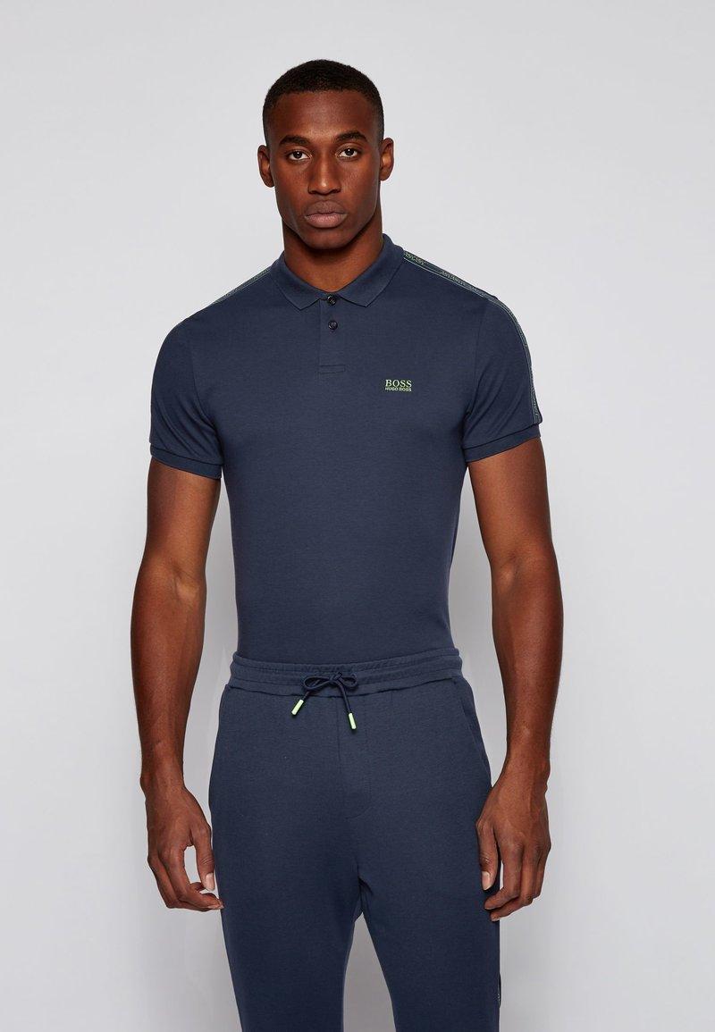 BOSS - PAULE ICON - Poloshirt - dark blue