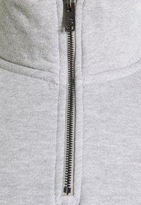 Burton Menswear London - REGULAR FIT 1/2 ZIP SET - Sweatshirt - grey melange - 9