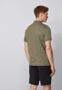 BOSS - PAULE TR - Polo shirt - dark green - 2
