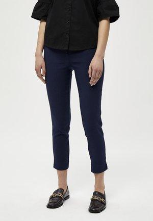 SOMI  - Broek - dress blue