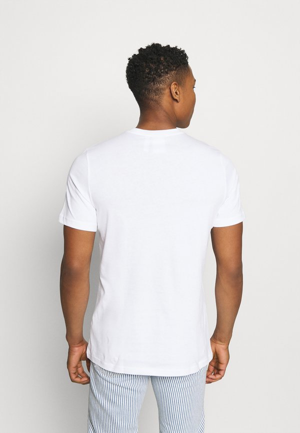adidas Originals ESSENTIAL TEE - T-shirt basic - white/biały Odzież Męska GQDR