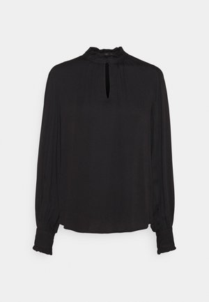 BAUMA TINIA - Blouse - black